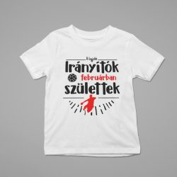 A legjobb irányítók (hónapban) születtek gyerek póló