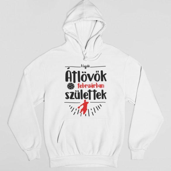 A legjobb átlövők (hónapban) születtek VÁLASZTHATÓ HÓNAPPAL pulóver