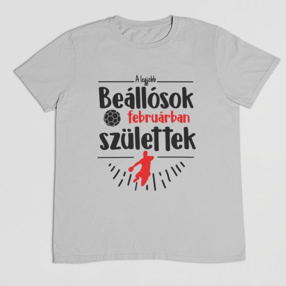 A legjobb beállósok (HÓNAPBAN) születtek VÁLASZTHATÓ HÓNAPPAL férfi póló