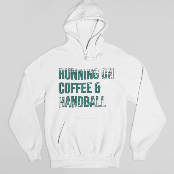 Coffee and handball pulóver