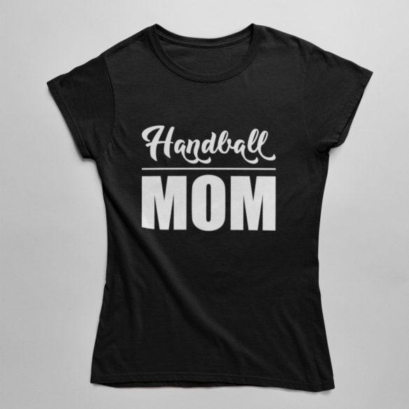 Handball mom női póló