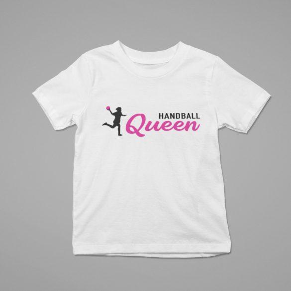 Handball queen gyerek póló