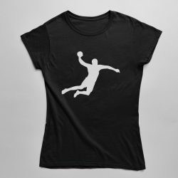 Handball silhuette női póló