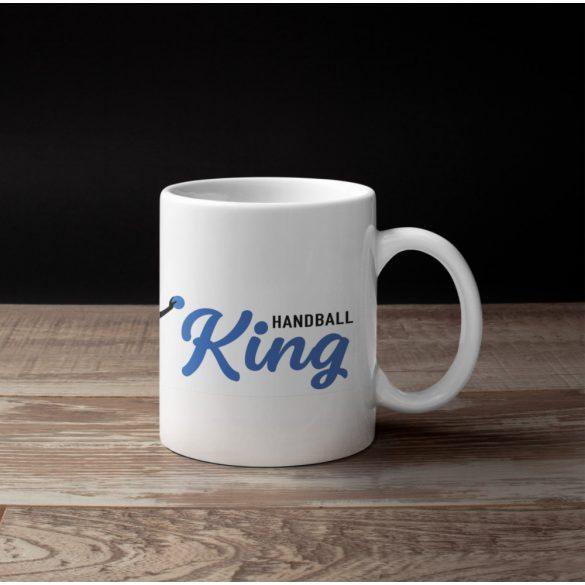 Handball King bögre