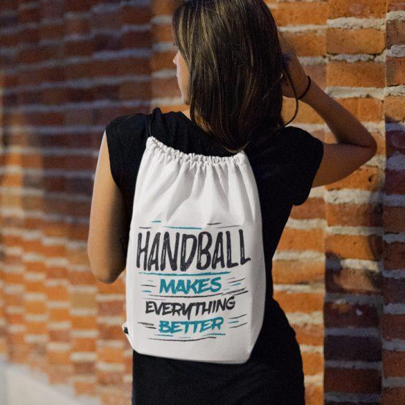 Handball makes everything tornazsák