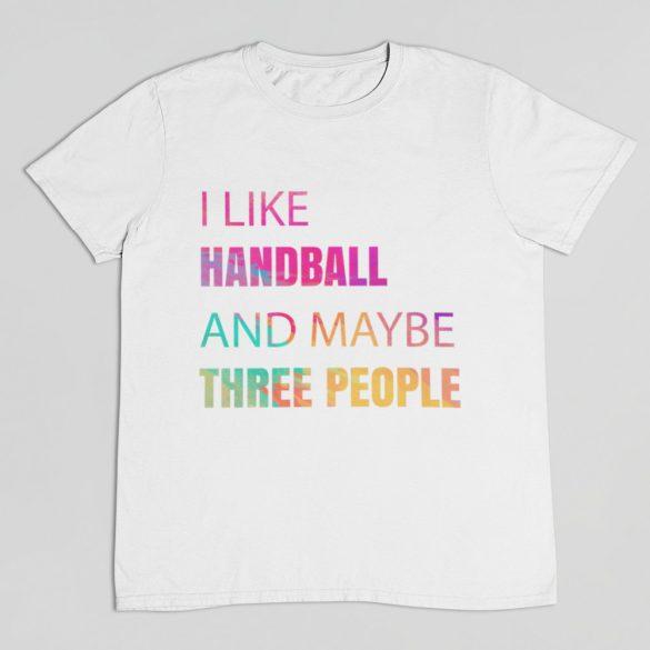 I like handball férfi póló