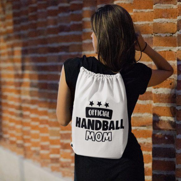 Official handball mom tornazsák